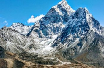 Everest Cho la pass