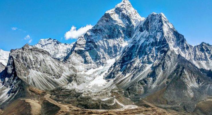 Everest Cho la pass